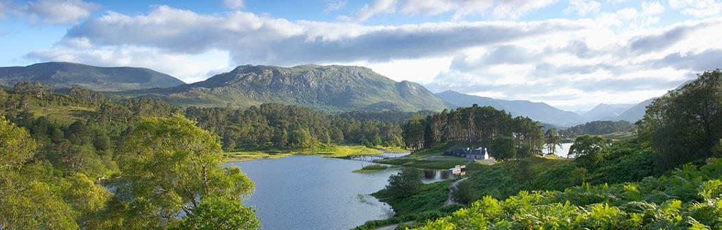 Glen Affric Highlands