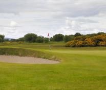 The Famous Carnoustie Golf Course