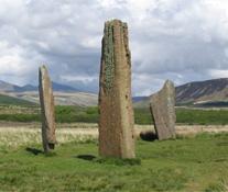 Standing Stones on Arran