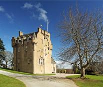 Crathes Castle near Banchory