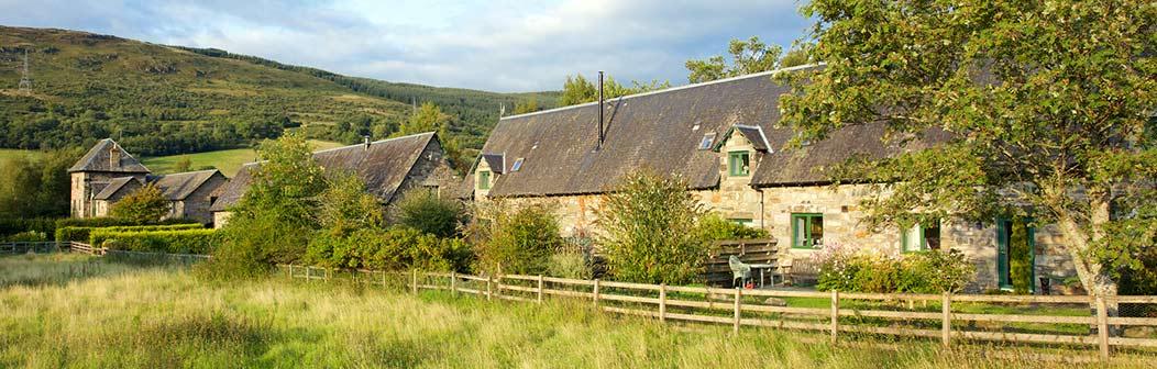 Drummond Cottage banner1