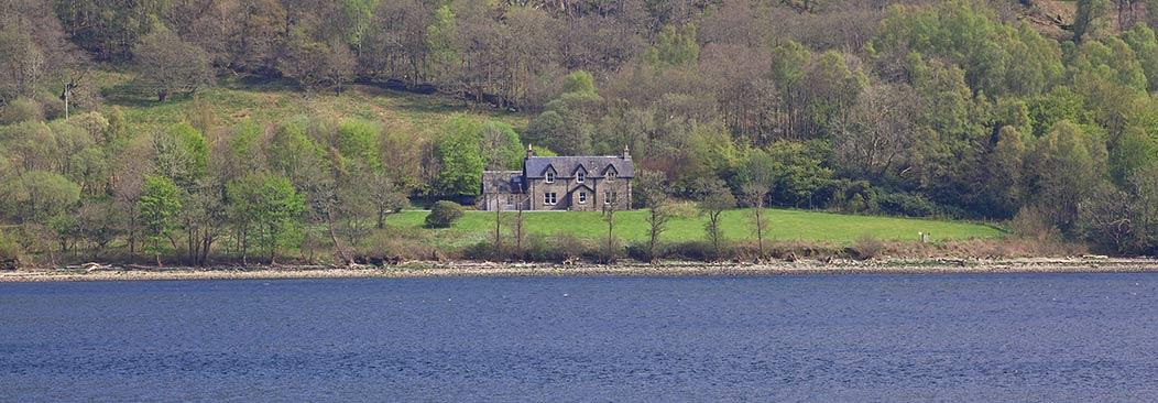 Stronshira House