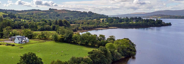 Claddochside and Loch Lomond