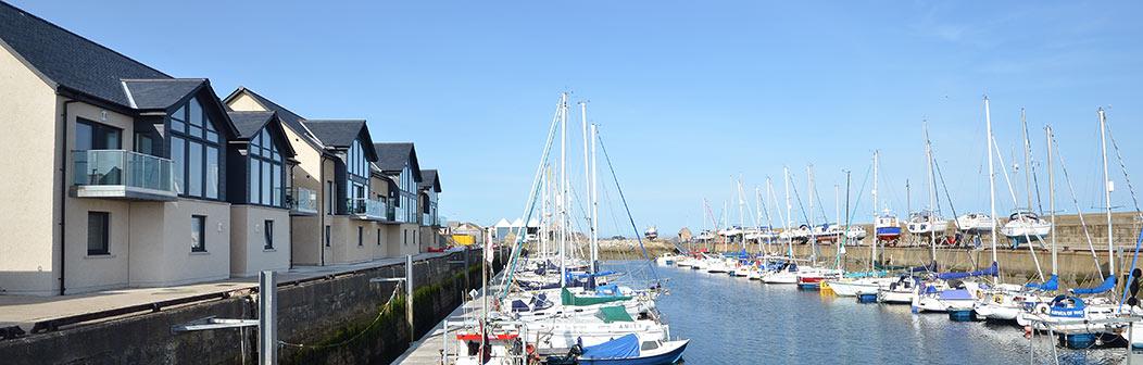 Marinaside, Lossiemouth