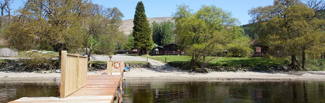 Loch Lomond Lodge banner2