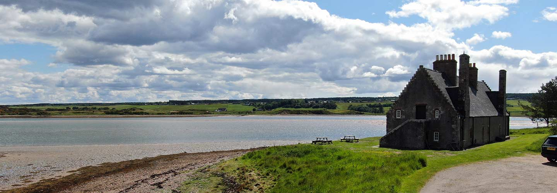 The Old Granary, Loch Fleet