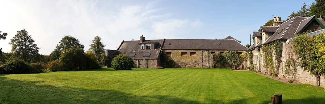 Hallburn House