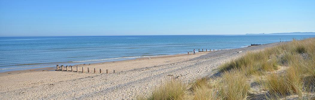 Findhorn Beach