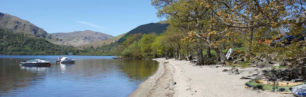 Loch Lomond Lodge banner3