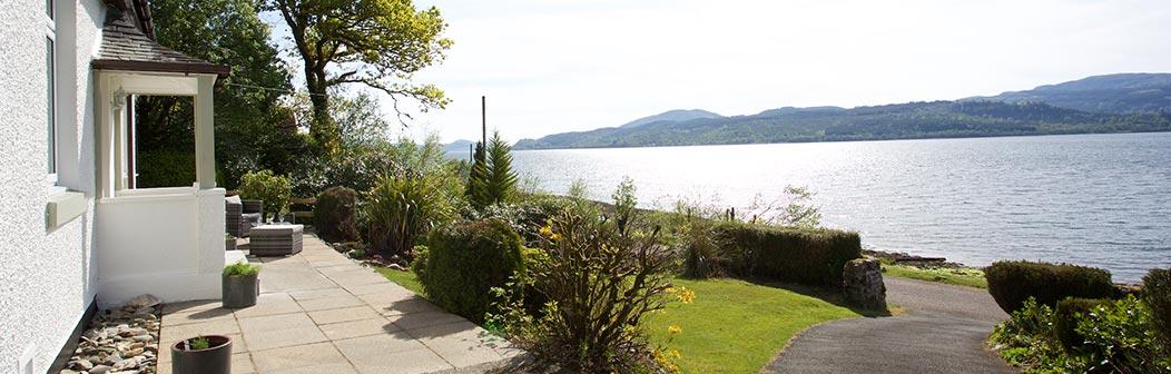 The Shieling Loch Fyne