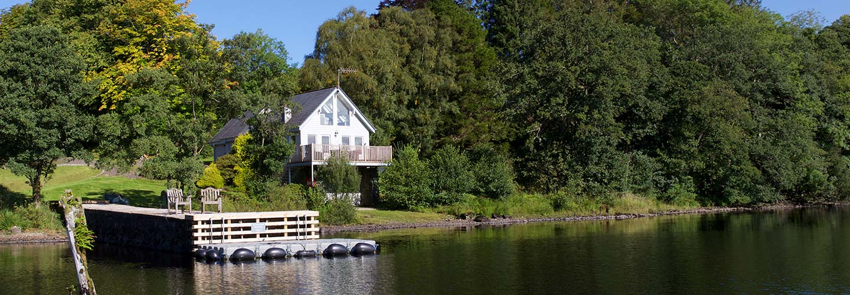 Achnacarron Boathouse