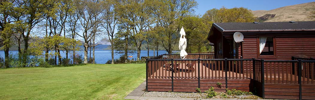 Loch Lomond Lodge banner4