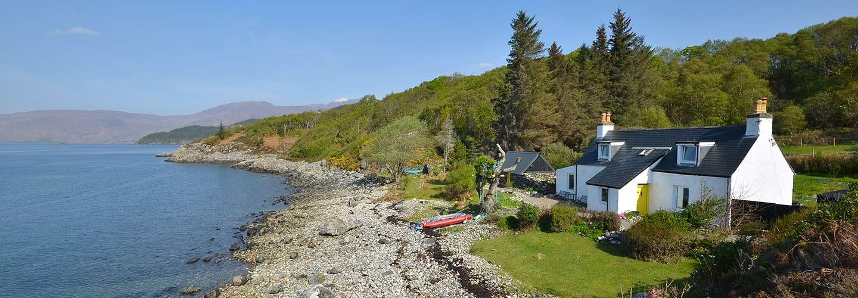 Camus Bay Cottage