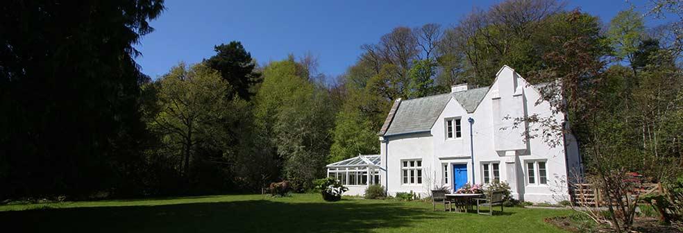 Poltalloch Garden House