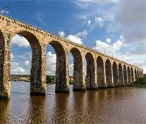 Berwick-upon-Tweed Railway Bridge