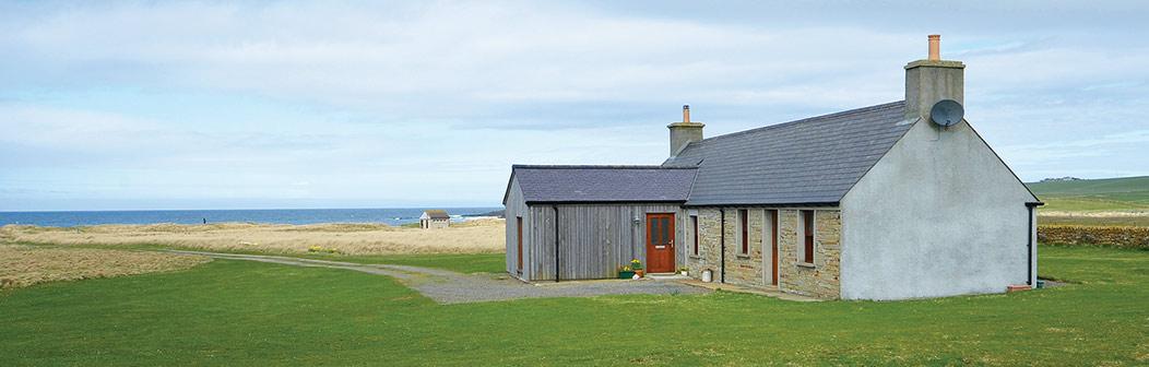Bay Cottage at Skara Brae