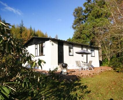 The Cabin on Loch Fyne