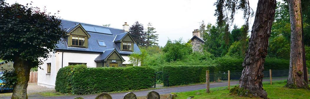Carn Dearg Cottage