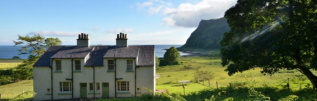 Carsaig Bay Cottages