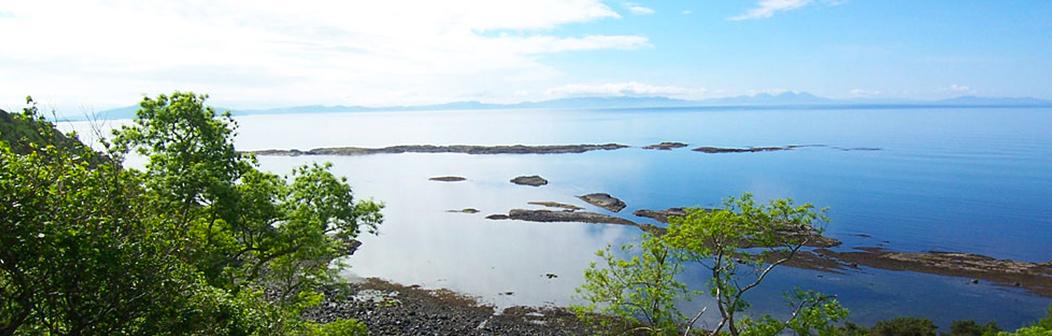 Carsaig Bay