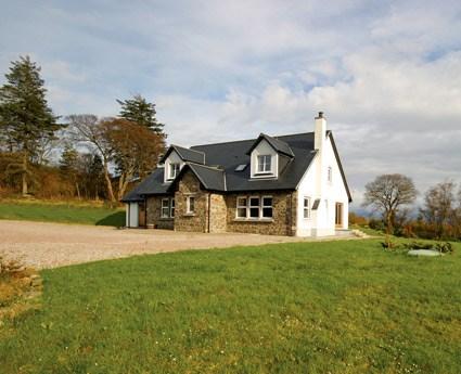 Claonaig Lodge