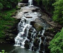 The Impressive Falls of Clyde