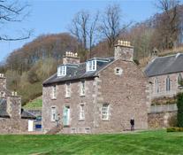 Robert Owen's House in New Lanark