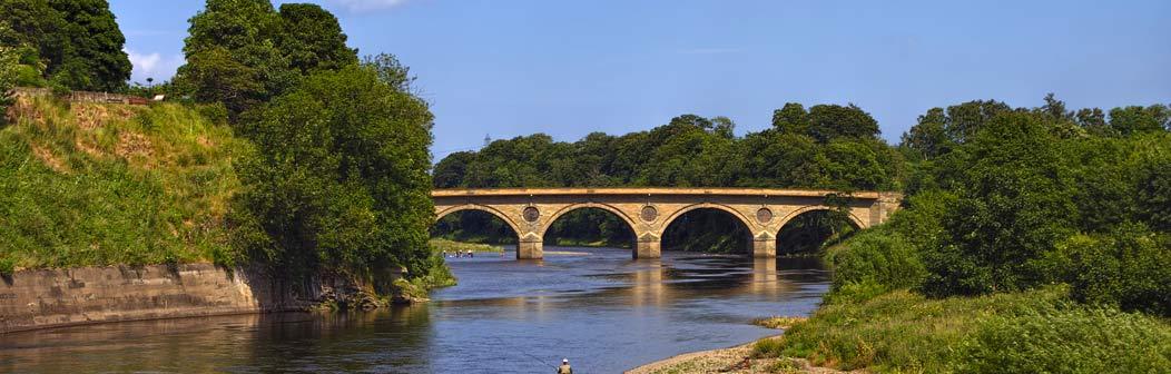 Coldstream River Tweed