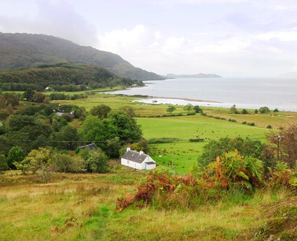 Cuil Bay Cottage
