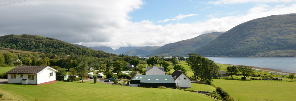 Cuilcheanna Cottages Loch Linnhe