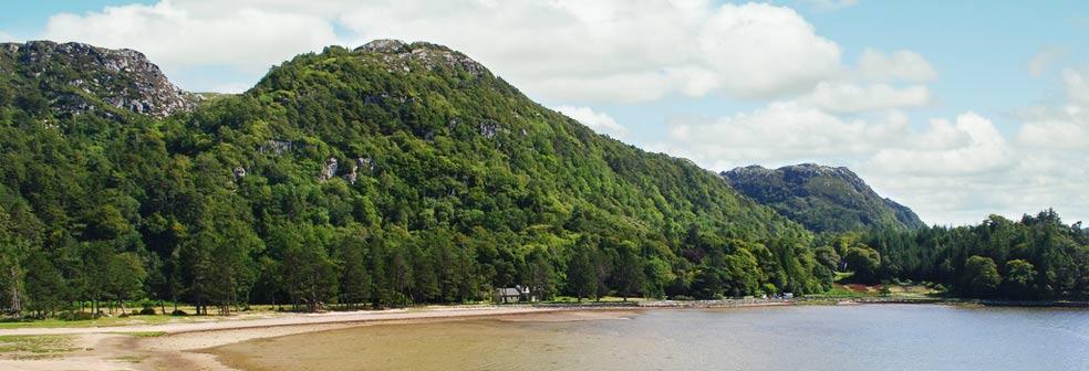 Dorlin Cottage, Lochshiel Estate