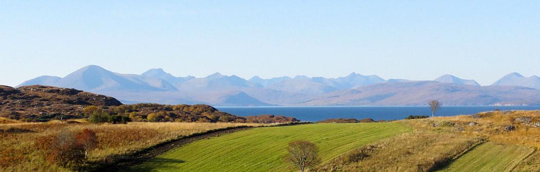View from Duirinish