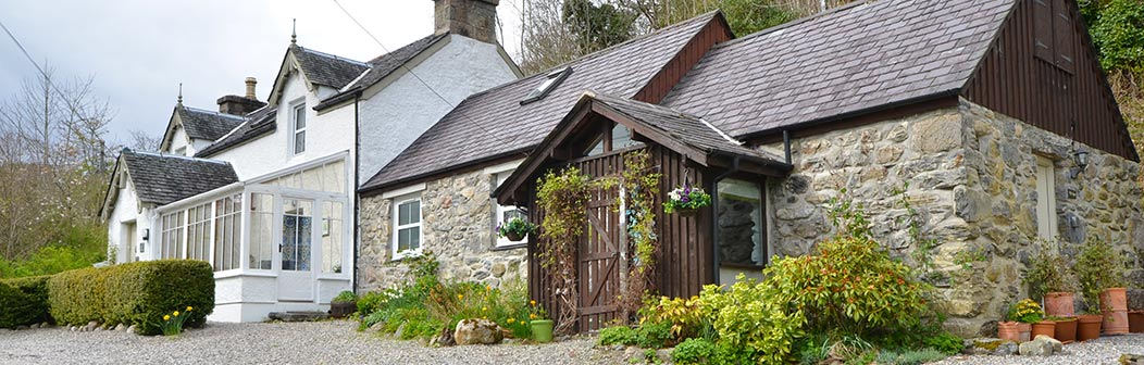 Dunollie House & Byre
