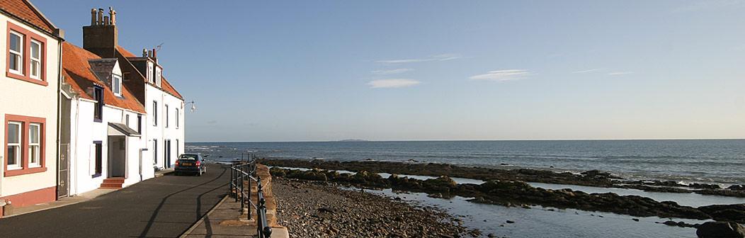 East Shore, St Monans