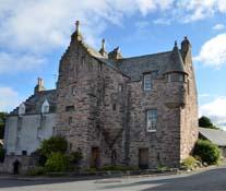 Fordyce Castle
