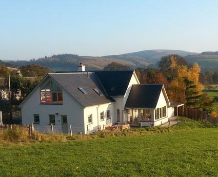 Glentress Cottage