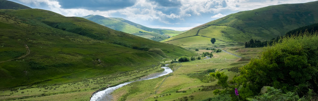 Liddesdale Valley