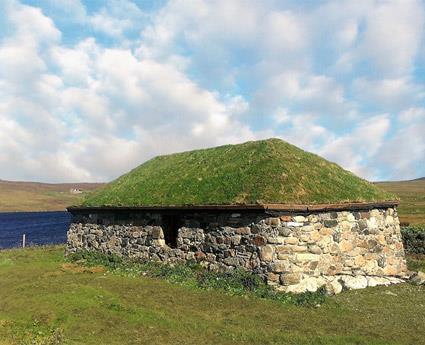 The Cottage on Loch Hosta