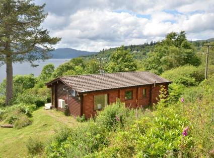 Seaview Cabin Iona