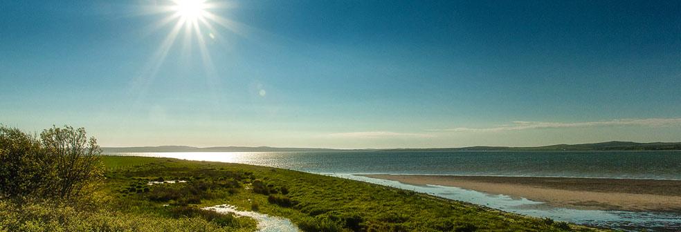 Bowmore to Bridgend by Jens Mayer (c)