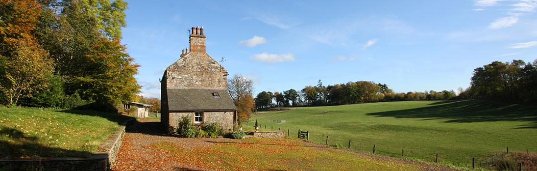 Kippilaw Garden Cottage