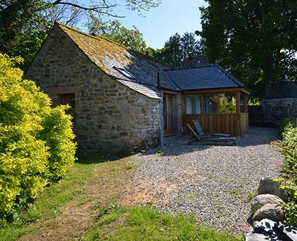 Kinkell Castle Cottage