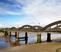 Bridge at Kirkcudbright