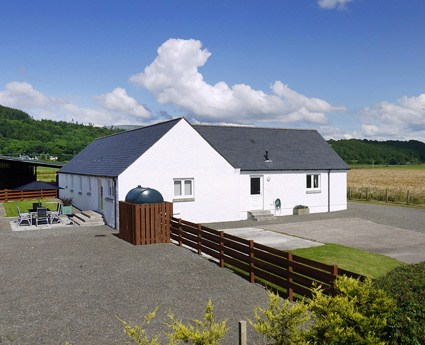 Kirroughtree Cottage