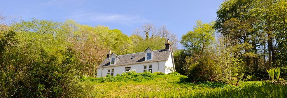 Loch Kishorn Cottage