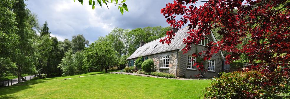 Knockanbuie Cottage