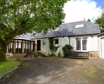 Lagarie Garden Cottage