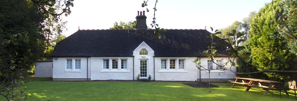Lagarie Garden House