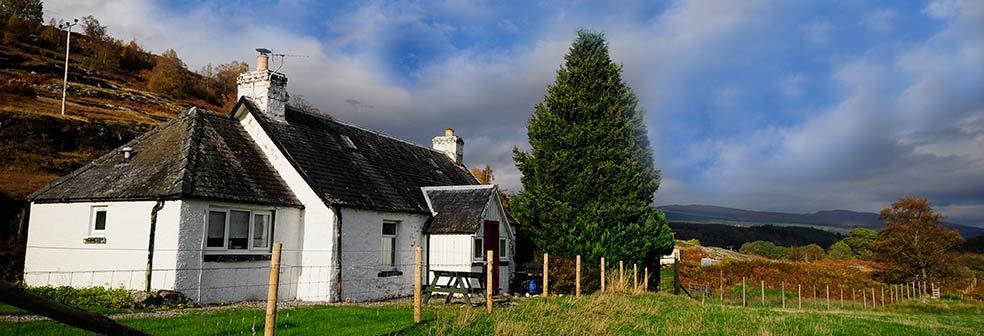 Leac Cottage Aberchalder