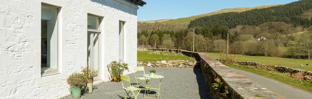 Little Lannhall Cottage
